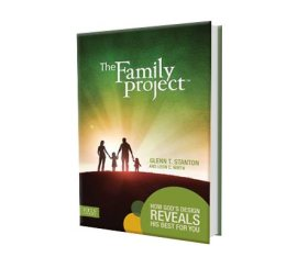 The Family Project book cover