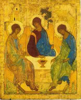 rublyov trinity