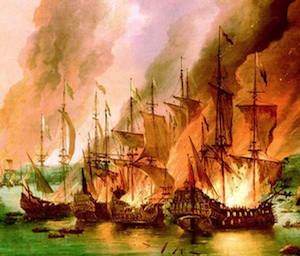 Burning Your Ships for Jesus