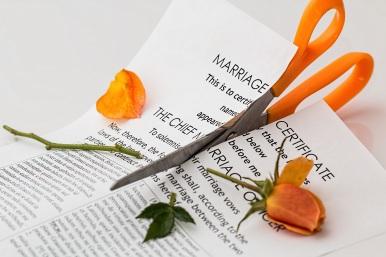 What Boosts Risk of Divorce/Marital Success?